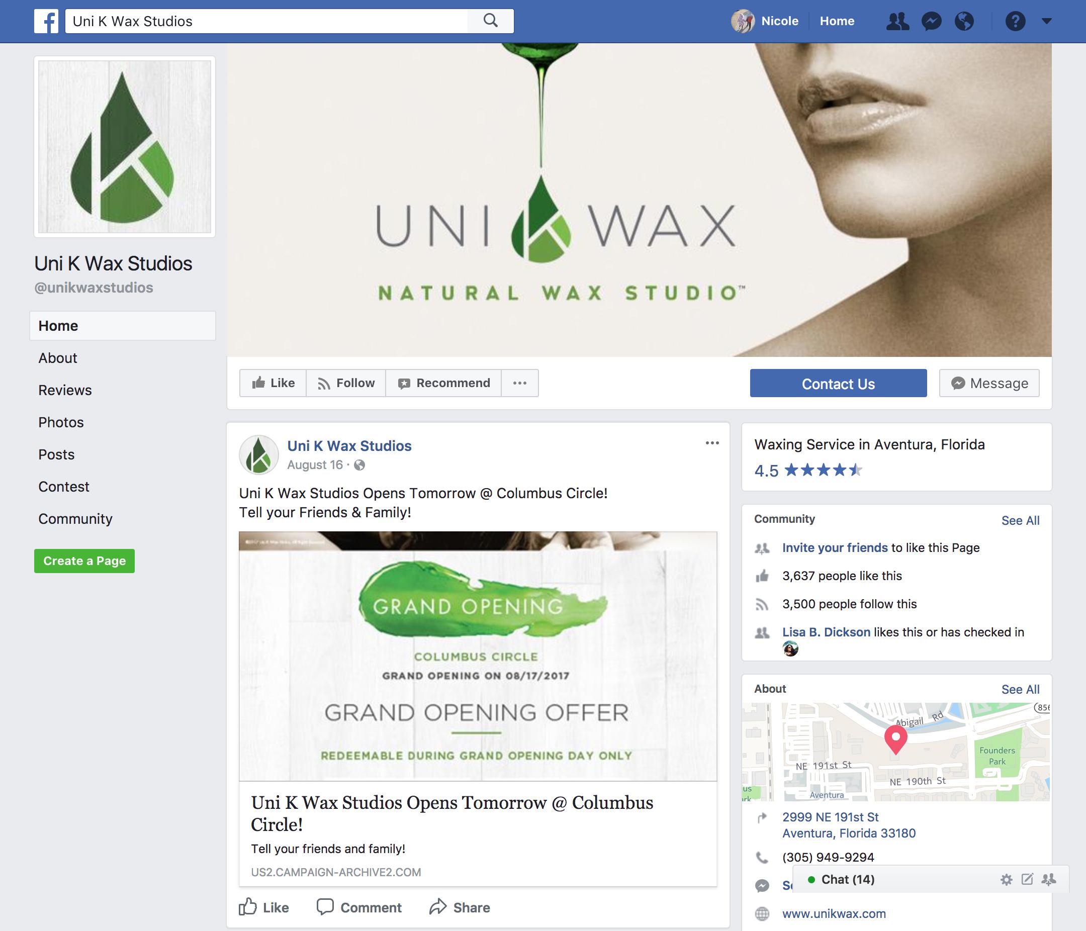 Unikwaxstudios_FBPage